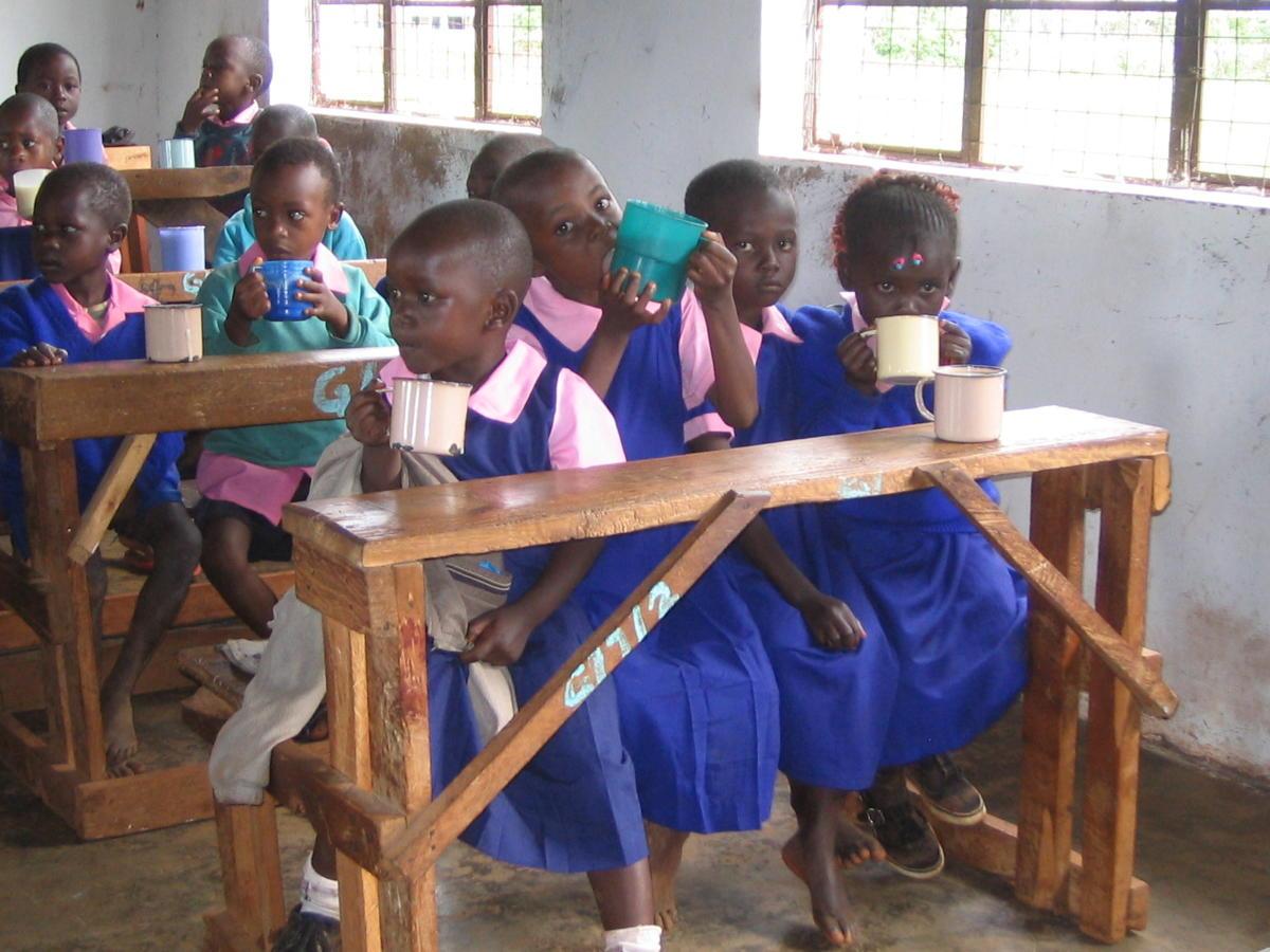 school feeding 2